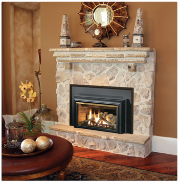 Affordable Heating And Air Solutions Gas Fireplace Inserts